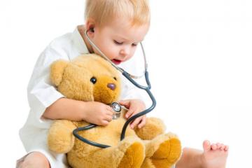 як захистити малюка від грипу