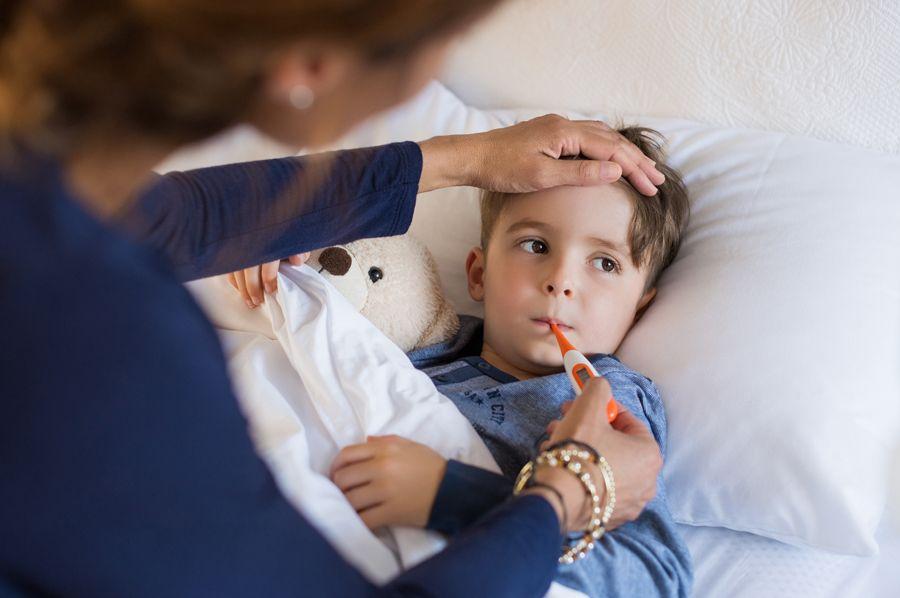 Что такое ОРВИ и как его лечить у детей