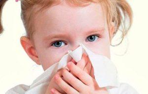 лікування ГРВІ у немовлят