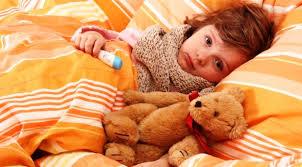 грип у дітей в осінньо-зимовий період
