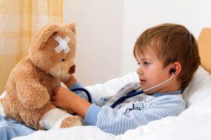 Як визначити що у малюка небезпечний вірус?